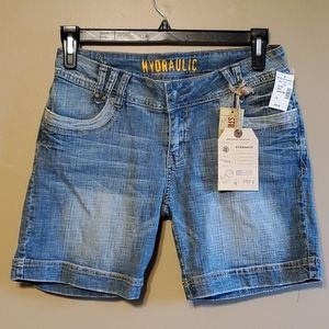 NWT Hydraulic Shorts